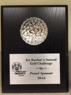 Joe Kuchar's Annual Golf Challenge